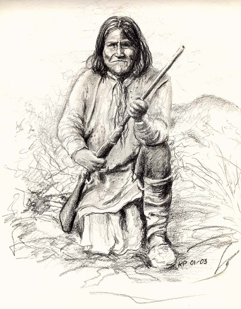 Geronimo Pencil